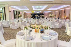wesele w hotelu na mazurach